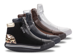 Këpucë me qafë për femra 4.0 Comfort