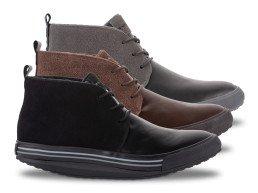 Këpucë me qafë 4.0 për meshkuj Pure