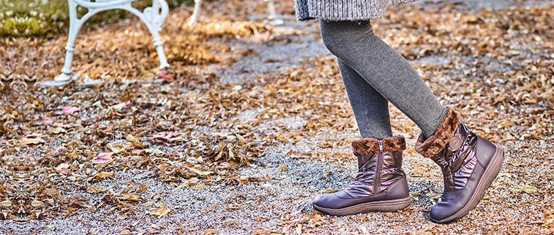 Çizme dimërore për femra