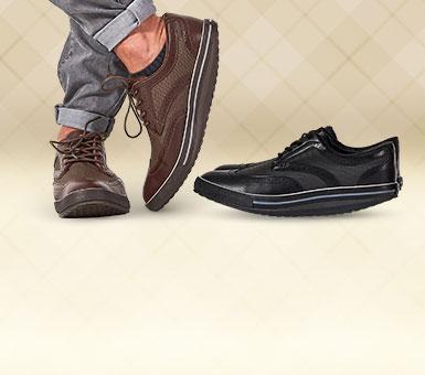 Këpucë Oxford për meshkuj