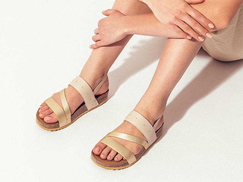 Sandale Cork Trend